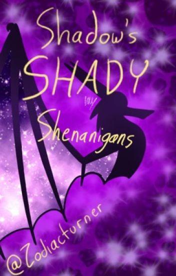 Shadow's Shady Shenanigans (Art Book 4)