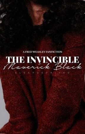 The Invincible Maverick Black   f. weasley by sleepdeprived