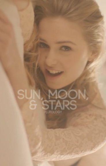 SUN, MOON, & STARS | status book