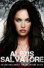 Alexis Salvatore by Kayyen