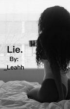 Lie. (Chris Brown) by _Leahh