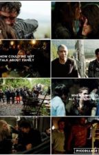 This is our family - The 100  by hey_kids_its_me