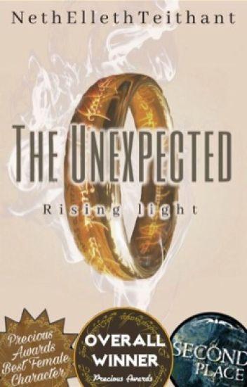 The Unexpected: LOTR/Legolas fanfic