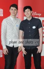 phan one shots <3 by frickinphan