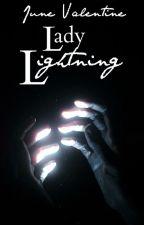 Lady Lightning by JuneValentine