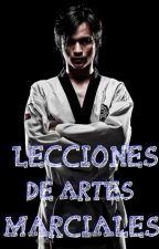 Lecciones de artes marciales by AndrsArguello