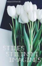 Stiles Stilinski imagines by helloitsvoid