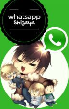 Whatsapp Shizaya by Danielapaz114