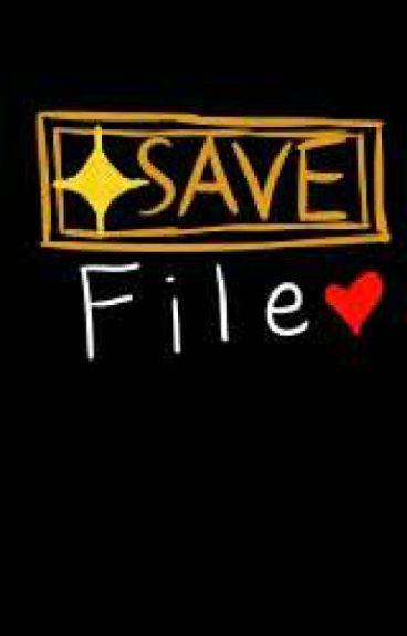 Save File (HUMAN!Fontcest) [ON HIATUS]