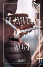 The Adventures of Bad Boy & Bad Girl by punkrockker