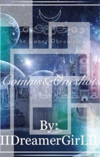 The Lunar Chronicals--Comms! #TLCWattys