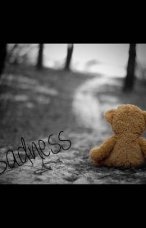 Sadness  by BreannaSuarez