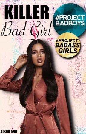 A Killer Bad Girl by Black-bear12