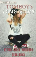 Tomboy's love story by sslnia_yn
