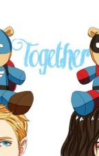 Together: Stucky highschool AU by Dead0Writer