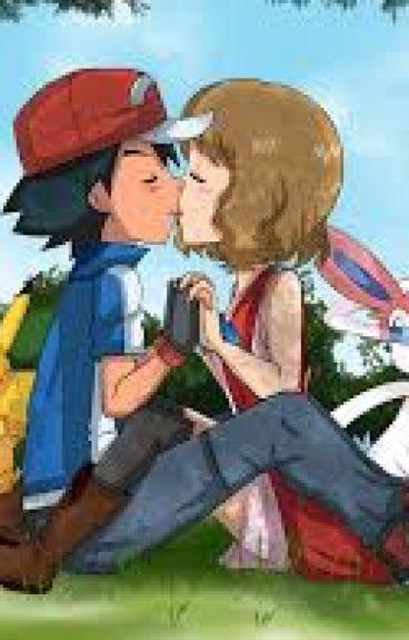 amourshipping (amor eterno satoshi y serena)