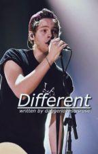 Different || l.h by daggerloveshisrose
