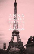 Anna y El beso francés by sashacamila