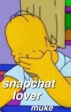snapchat lover ; muke by trexmuke