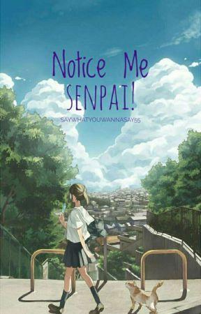 Notice Me, Senpai! (Yoonkook) by saywhatYOUWANNASAY55