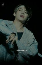 Cypher Pt. 4 ♡ YoonMin/Vmin by -urhoeseok