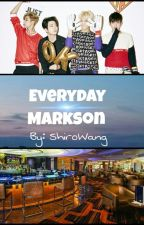 Everyday ¤ Markson by ShiroWang
