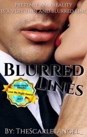 Blurred lines  #1 by TheScarletAngel_