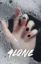 Alone | l.t. by gustinsupreme