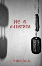 He is different  (Zustin Mieber) by Pimkie2016