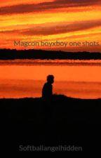 Magcon boyxboy one shots  by Softballangelhidden