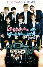 KALOKOHAN NG BANGTAN BOYS (BTS #1) by SiyoonieAnj17