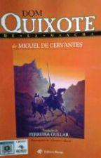 Dom Quixote De La Mancha by Osmarocz
