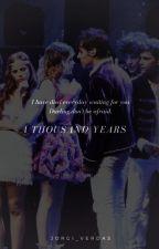 A thousand years by Jorgi_Verdas