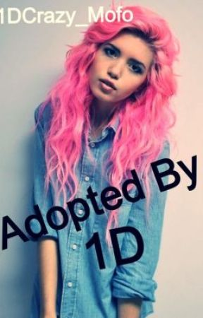 Adopted by 1D by 1Dcrazy_mofo