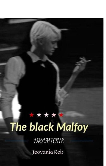 The Black Malfoy - Dramione
