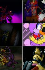 My Opinion On Couples Fnaf 1 - 4  by Gamertrop