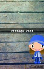 Teenager Posts by naziyahishteyaque