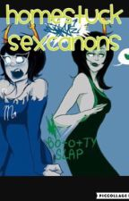 Homestuck sexcanons by gemdoq
