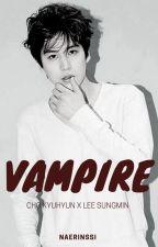 Vampire?  by Naerinssi