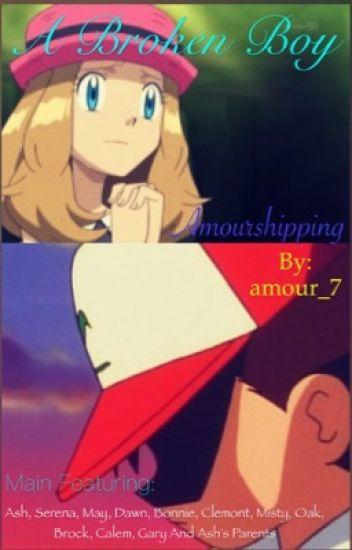 Amourshipping: A Broken Boy