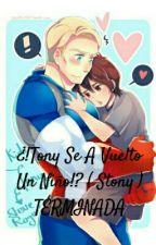 ¿!Tony Se A Vuelto Un Niño!? ( Stony ) TERMINADA by Fanfics16