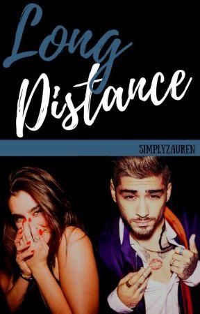 Long Distance ▽ zauren by simplyzauren