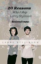 20 Reasons Why I Ship Larry Stylinson *POZASTAVENÉ* by BexLovesTommo