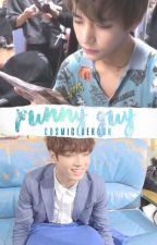 punny guy - k.th + j. jk by CosmicVkook