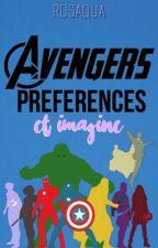 Imagines / Délires / Préférences Avengers.  by rosaqua