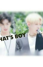 THAT'S BOY by monxmeme