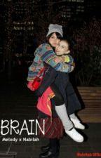 BRAIN  by MeloNab