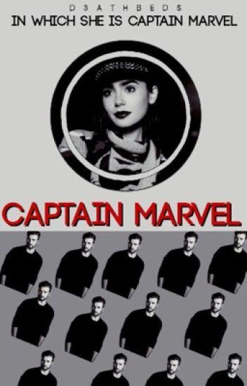 Captain Marvel • C.E