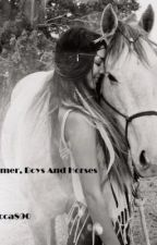 Summer , Boys And Horses by Becca890