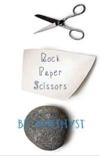 Rock, Paper, Scissors- completed by addycat